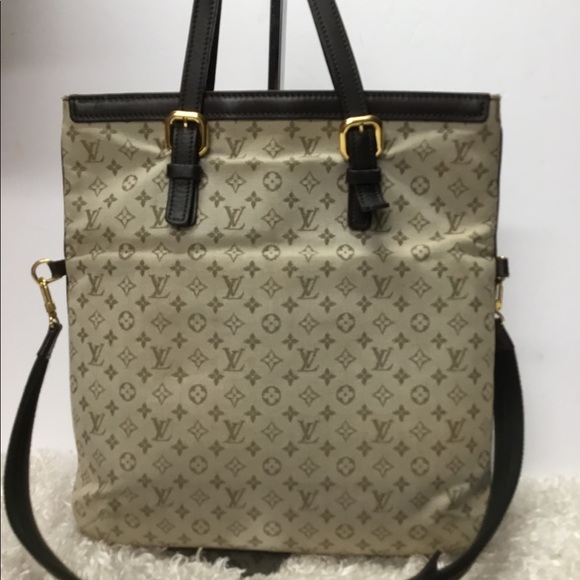 Louis Vuitton Handbags - Louis Vuitton Mini Lin Francoise 🎄 da76c96390